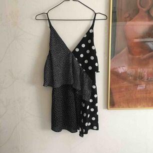 kort klänning från ASOS