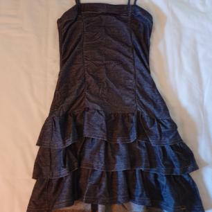 Jeans klänning