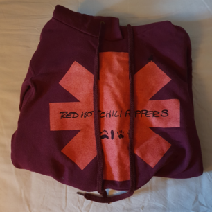 RHCP Red Hot Chili Peppers Hoodie