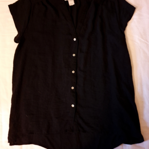 Svart skjorta HM