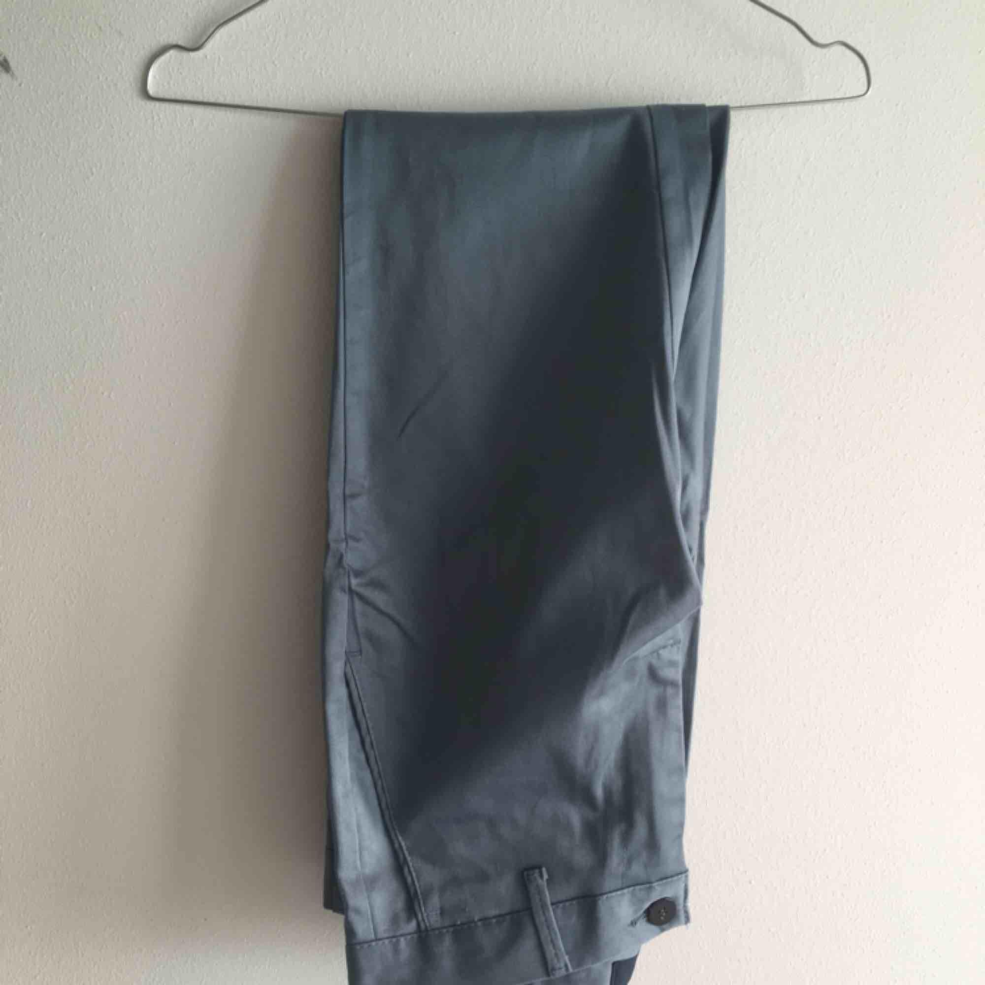 Zara byxor som aldrig har använts!. Jeans & Byxor.