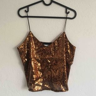 Sparkly cami fran weekday. 100kr + shipping or we meet up