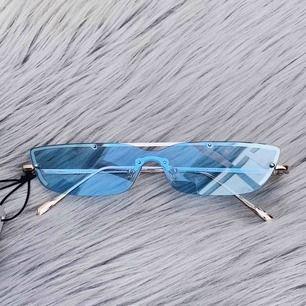 Sjukt coola solglasögon från Forever 21, helt nya med lapp kvar🦋 frakten ingår✨