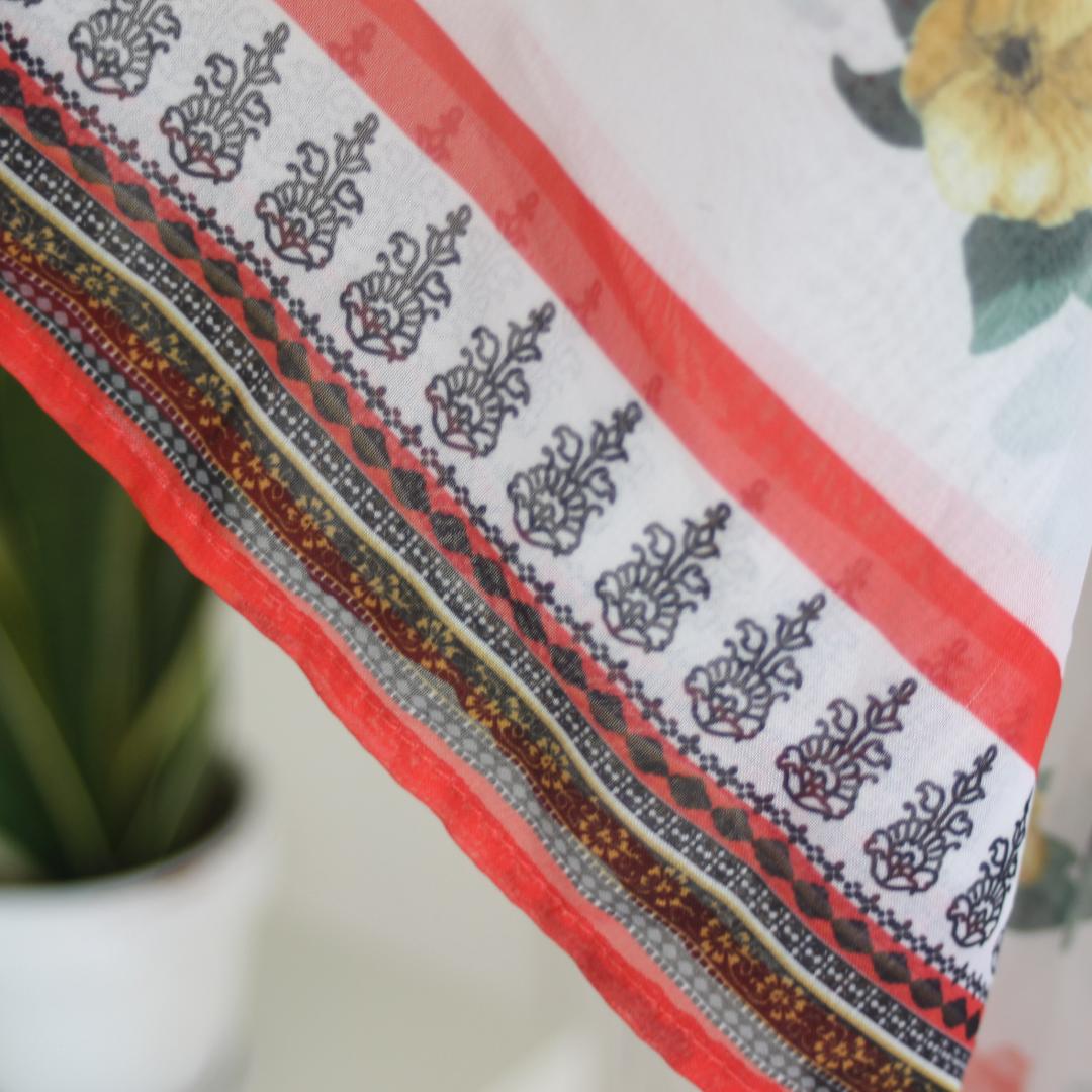 Lång kimono i fint skick! . Tröjor & Koftor.