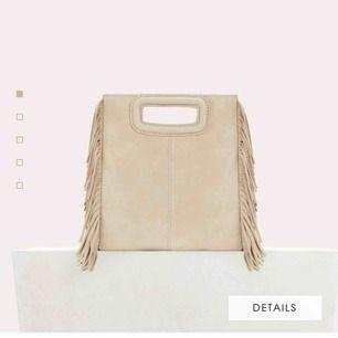 Säljer min Maje väska då den inte kommer till användning. Den har en repa på handtaget men detta är på baksidan och inte där märket sitter. Hör av er för fler bilder. Köparen står för frakten