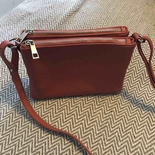 Gammelrosa väska. Knappt använd så perfekt skick.