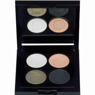 Oöppnad ögonskugga palett från IDUN Minerals i fyra olika vackra färger. Rik på mineraler.  Säljs billigt. Passa på!