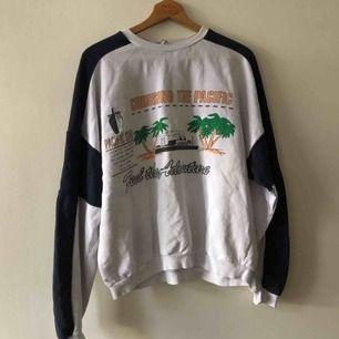 Vintage tröja sannolikt 80-tal. Medium liten large. Kan hämtas k Uppsala eller skickas mot fraktkostnad