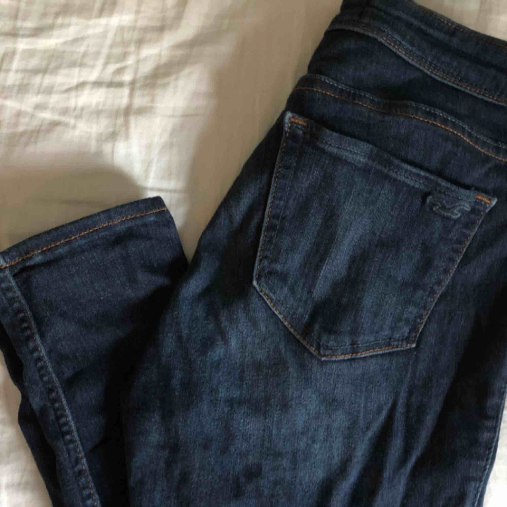 Supersköna jeans från hollister. Jeans & Byxor.