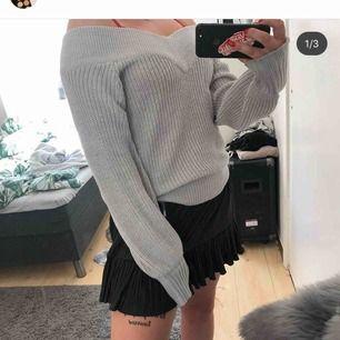 Stickad tröja