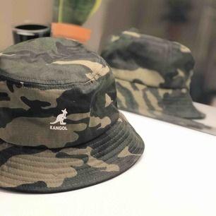 Kangol buckethat, sällan använd men väldigt snygg enligt mig, mycket bra skick, unisex  Kunden står för frakt<3