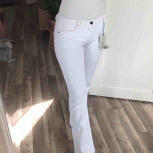 Helt oanvända jeans med bootcut, lappen kvar! 50 kr frakt