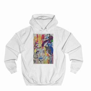 säljer min The cool elephant hoodie med coolt tryck. använd endast fåtal gånger och är i nytt skick.  köpt för ca 600kr storlek S men skulle nog mer säga XS FRAKT INGÅR