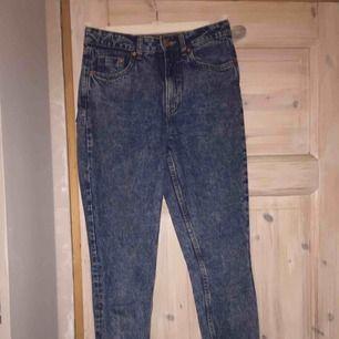 Spräckliga jeans från HM