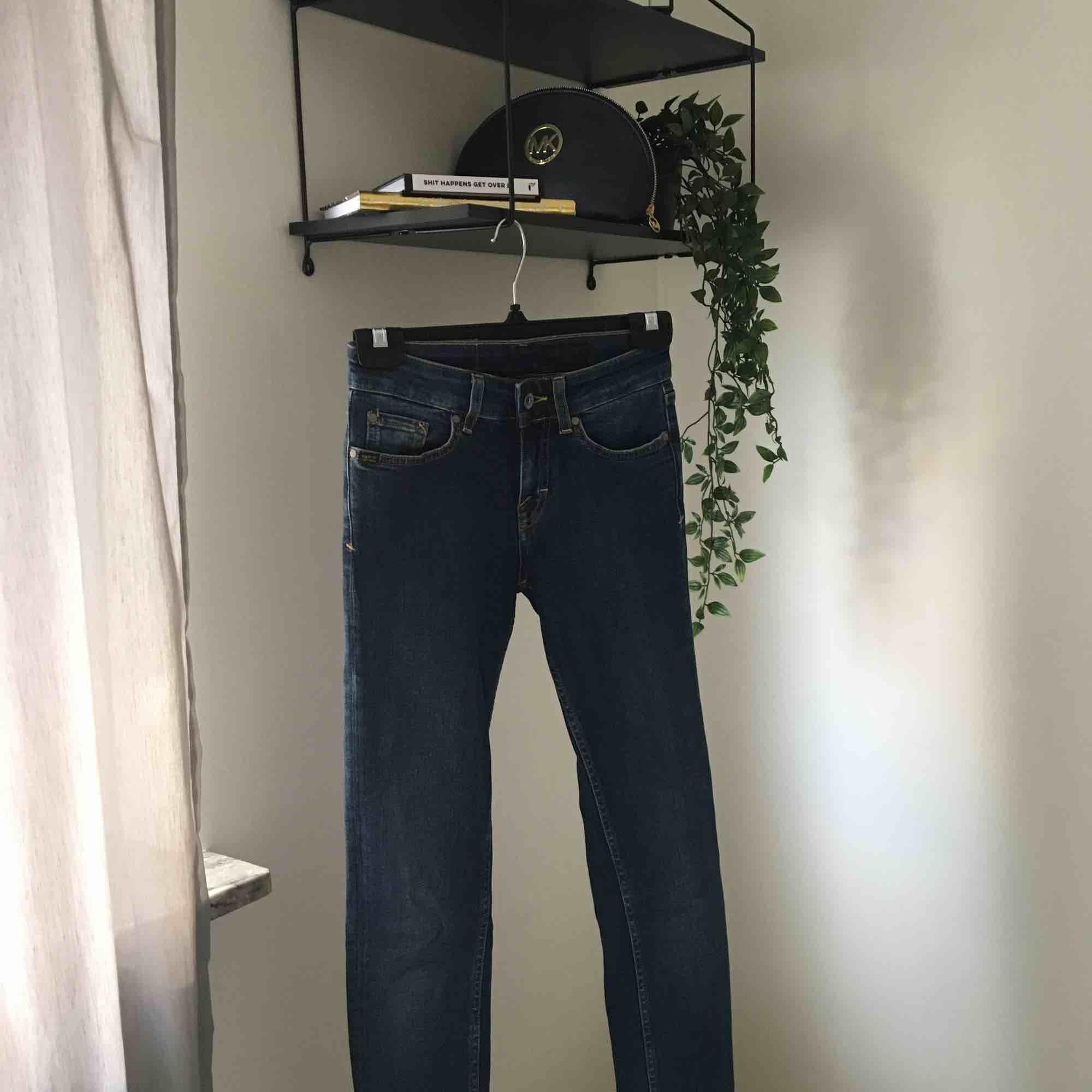 Jeans från tiger of sweden, knappt använda så i väldigt fint skick❤️. Jeans & Byxor.