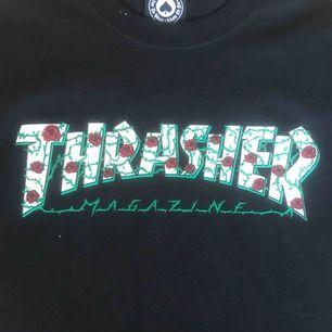 🌹Helt ny Thrasher t-shirt (Äkta) (frakt tillkommer)🌹