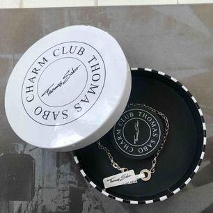 Säljer ett äkta silver armband från Thomas Sabo. Aldrig använt! Frakt tillkommer