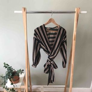Omlott-skjorta från Zara. Snygg på kontoret, uppklädd på nolltid men hur bekväm som helst 👌🏻