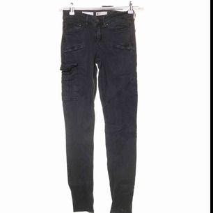 🥥 Tighta cargo byxor från Gina tricot (frakt tillkommer) 🥥