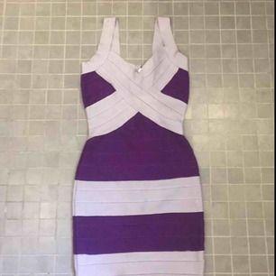Bandage klänning i bra kvalité! Frakt inräknat i priset!