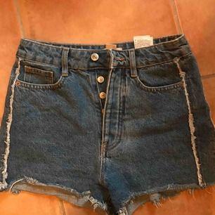 Snygga shorts med revär