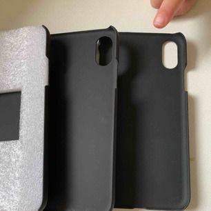 Oanvänd 3 skal för iphone X allt är från ideal if sweden magnet skal. frakt ingår. kan sälja separat en för 50kr plus frakt 10