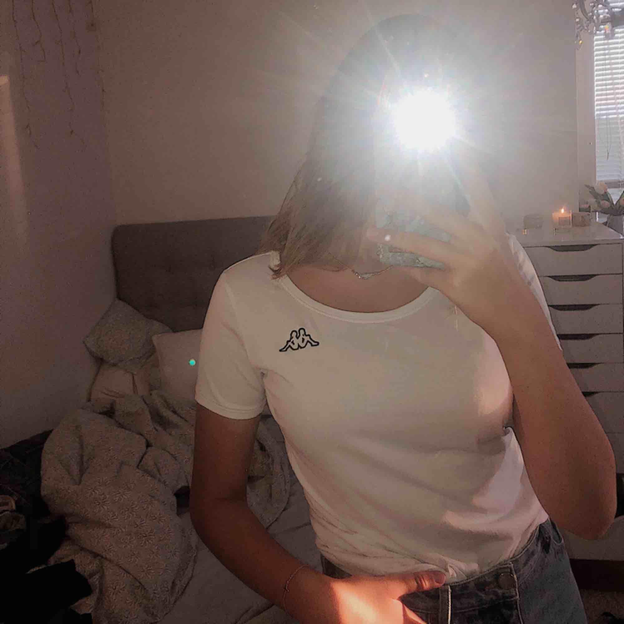 kappa t-shirt. aldrig använd!😊. Toppar.