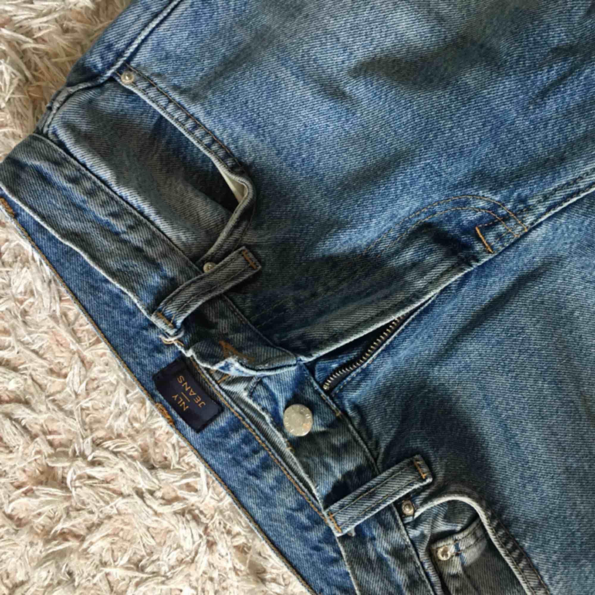 Jeans från Nelly, storlek 25. Jeans & Byxor.