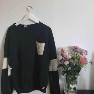 Ralph Lauren Polo Collage tröja Från London! Oversized o najs Storlek: L