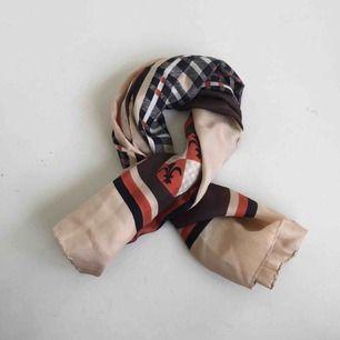 Fin vintage sjal!