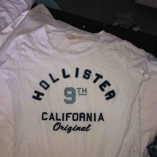Hollister tshirt, strl s. Bra skick 💖