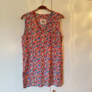 Vintagetunika eller kort klänning