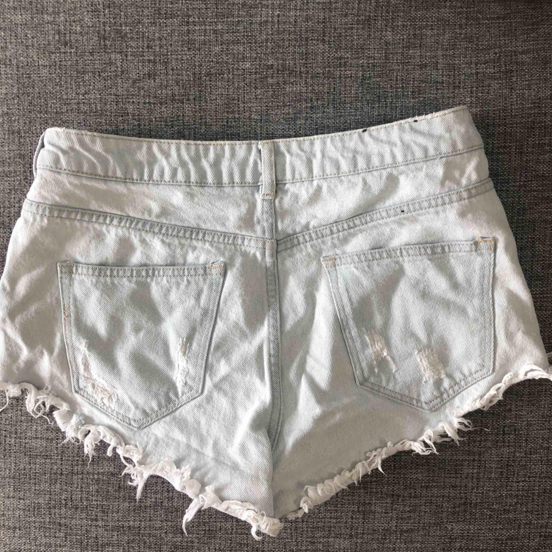 Jeans shorts . Shorts.