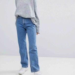 Köpte dessa skitsnygga weekday byxor, modell ROW sky blue, storlek 27/30 men va tyvärr för stora för mig, är det någon som kanske har ett likadana par i storlek 26 istället som skulle kunna tänka  sig byta? Eller har några att sälja för billigt pris🥰