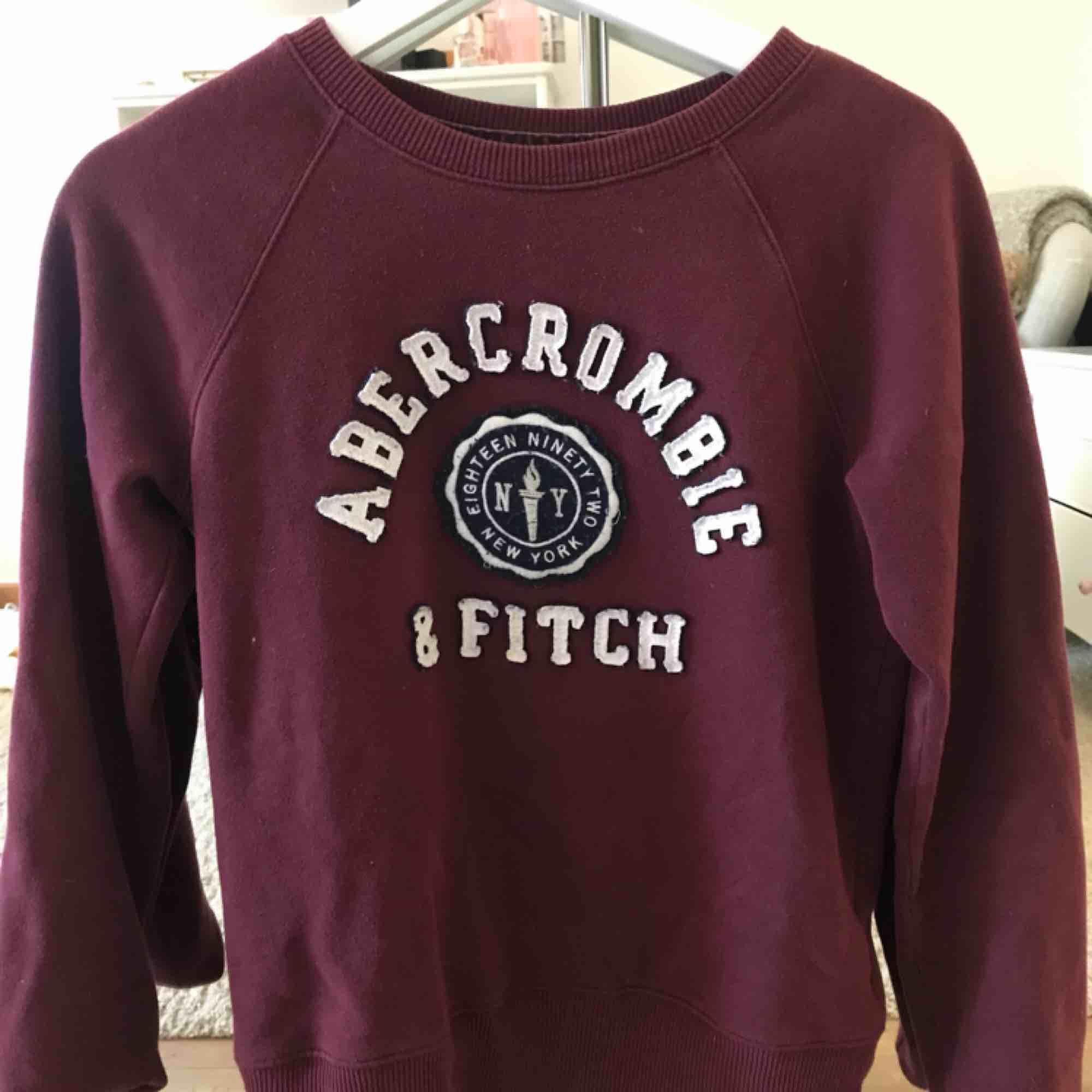 Tröja från Abercrombie & Fitch ! Frakt tillkommer. Tröjor & Koftor.