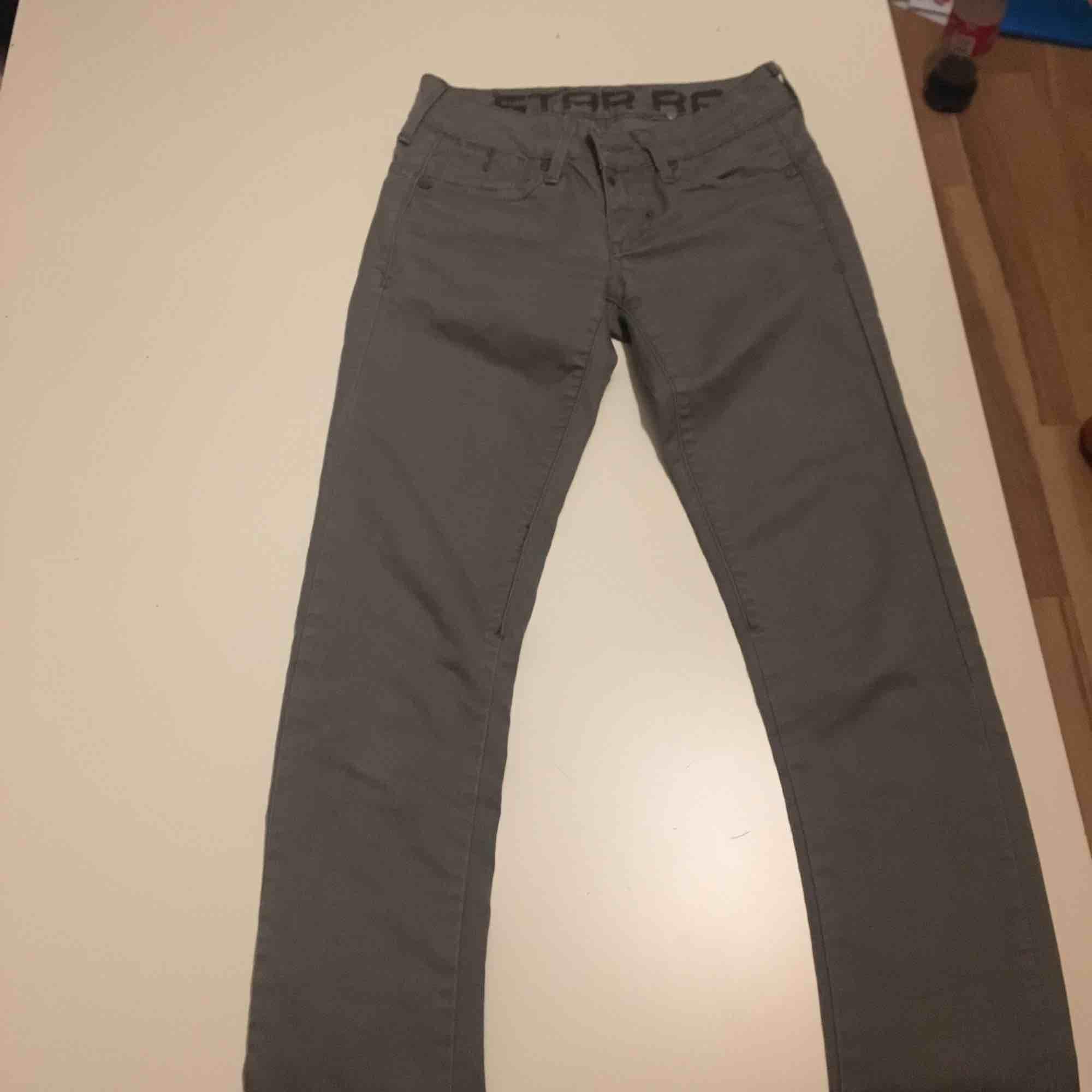 Ett par Gstar jeans så gott som nya använt sparsamt!. Jeans & Byxor.
