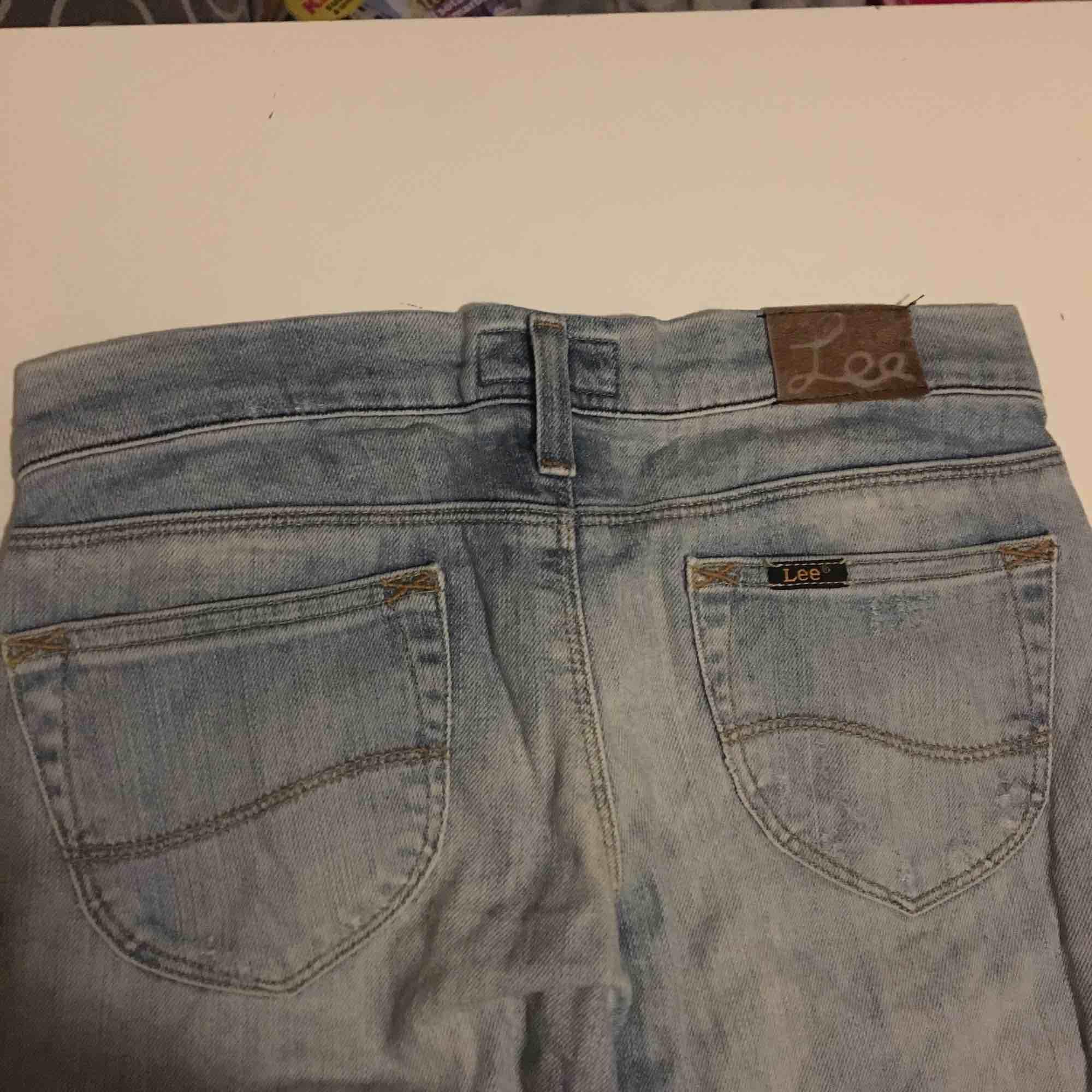 Lee jeans slitna . Jeans & Byxor.