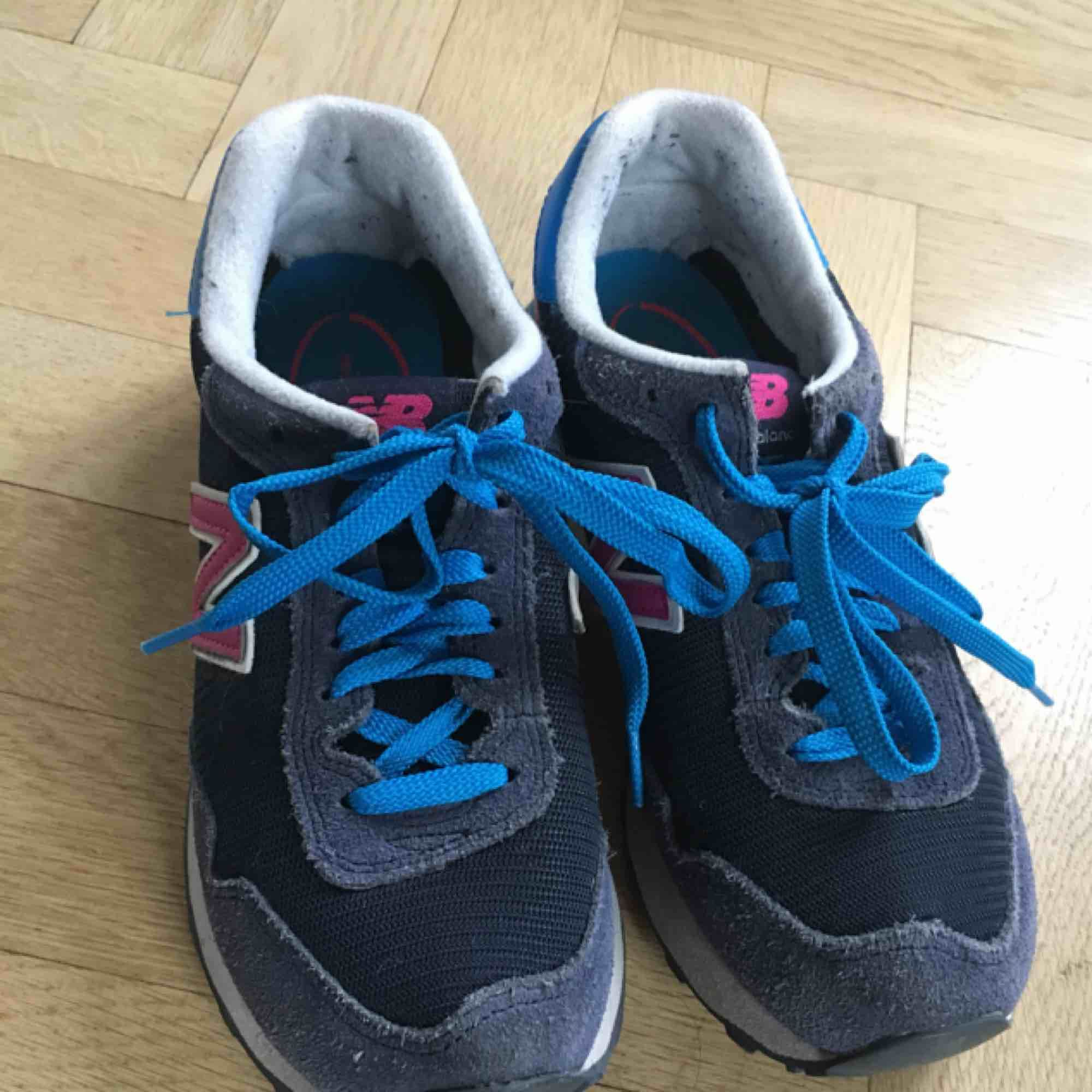 Snygga New Balance sneakers supersköna att traska runt i! . Skor.