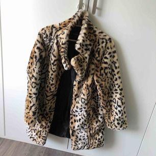 Leopard jacka S
