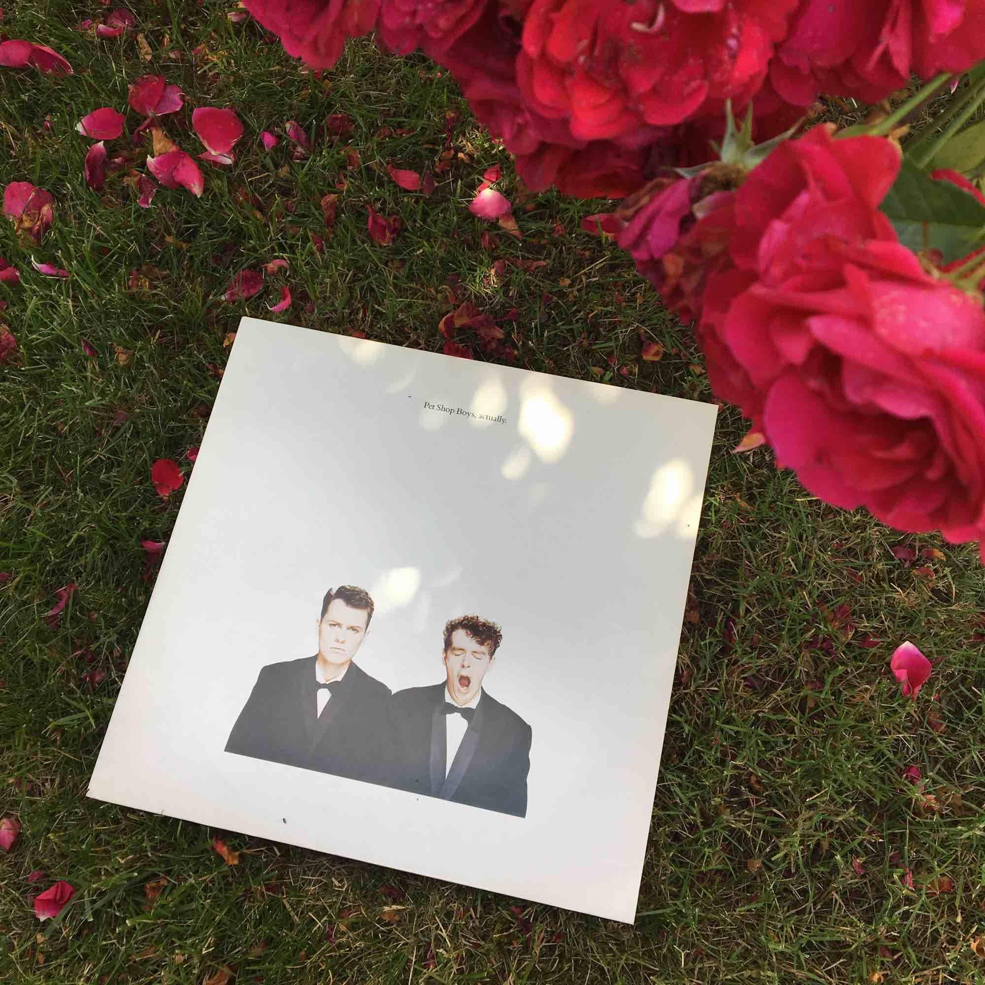 Pet shop boys LP skiva från 1987. Övrigt.
