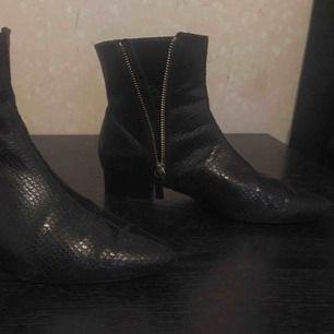 Boots I cowboy stil (st 35) ny skick.