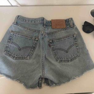 Superfina shorts från Levis, sitter jättebra på🌼