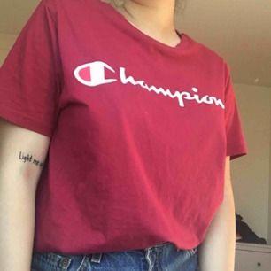 Champion T-shirt, herrstorlek så lite oversized