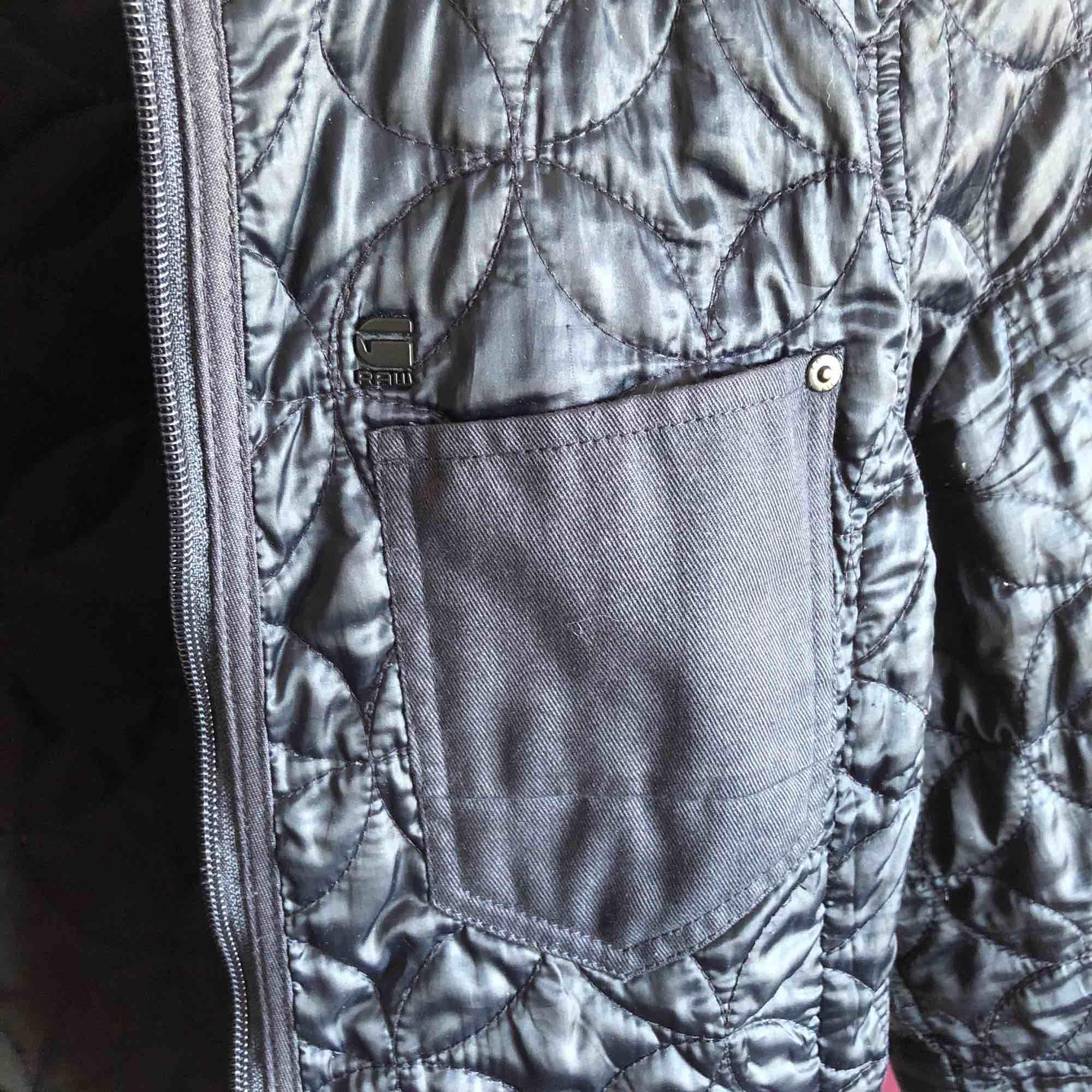 Fin jacka från G-Star, vackert mönster!. Jackor.