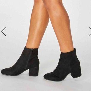 Klackade boots från Dorothy Perkins. Storlek 37 använda 1 gång. Spårbar frakt på 63kr tillkommer! 🥰