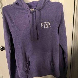 Hoodie fr pink storlek XS