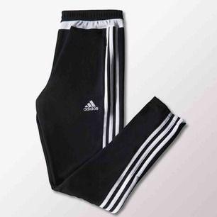 Adidas tiro 15 track pants. Använda 1 gång, storlek S. Frakt på 54kr tillkommer! :)