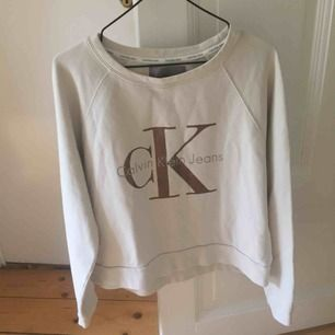 Fin Calvin Klein sweatshirt stl M.