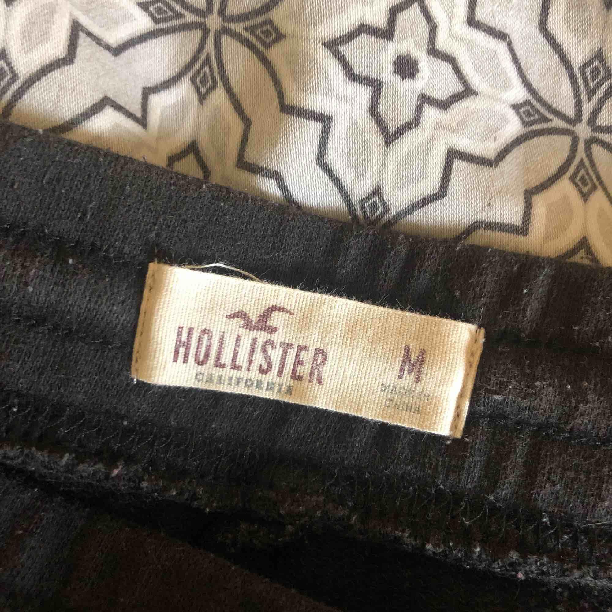 Vanligt Hollister shorts som nu tyvärr blivit för stora för mig.. Shorts.