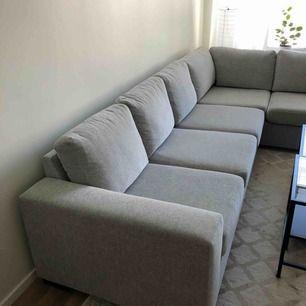 Försöker här med en annons till, säljer vår fina soffa - kontakta gärna i PM för intresse!